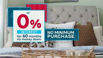 Ashley HomeStore Presidents Day Sale TV Spot, 'Amazing Doorbusters: Sofa and Bed' - Thumbnail 6
