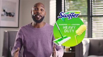 Swiffer Heavy Duty TV Spot, 'Nick's Cleaning Confession' - 27283 commercial airings