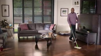 Swiffer Heavy Duty TV Spot, 'Nick's Cleaning Confession' - Thumbnail 5