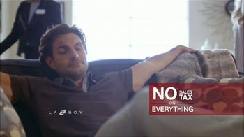 La-Z-Boy Presidents Day Sale TV Spot, 'Special Piece: No Sales Tax and Financing' - Thumbnail 6