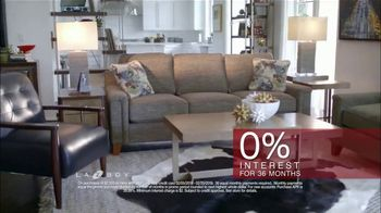 La-Z-Boy Presidents Day Sale TV Spot, 'Special Piece: No Sales Tax and Financing' - Thumbnail 7