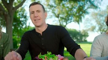 Nutrisystem for Men TV Spot, 'Delicious' Featuring Anthony Sullivan