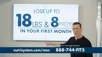 Nutrisystem for Men TV Spot, 'Delicious' Featuring Anthony Sullivan - Thumbnail 5