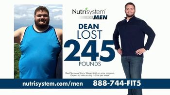Nutrisystem for Men TV Spot, 'Delicious' Featuring Anthony Sullivan - Thumbnail 6