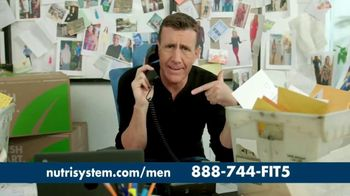 Nutrisystem for Men TV Spot, 'Delicious' Featuring Anthony Sullivan - Thumbnail 7
