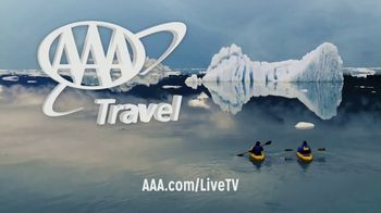 AAA Travel TV Spot 'Vacations: To Travel Is to Live' - Thumbnail 10