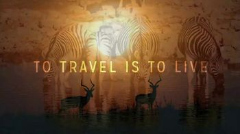 AAA Travel TV Spot 'Vacations: To Travel Is to Live' - 42 commercial airings