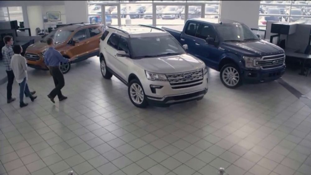Ford Edge Tv Commercial Auto Show Deal Red Carpet T Ispot Tv