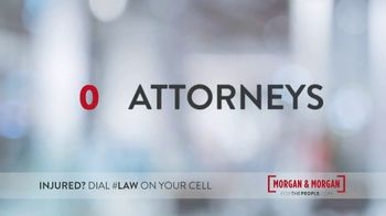 Morgan and Morgan Law Firm TV Spot, '500 Trial-Ready Attorneys' - Thumbnail 2