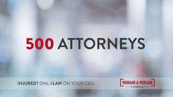 Morgan and Morgan Law Firm TV Spot, '500 Trial-Ready Attorneys' - Thumbnail 4