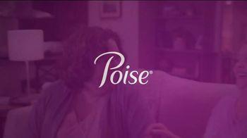 Poise Ultimate Long Pads TV Spot, 'Girls Night' - Thumbnail 1