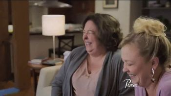 Poise Ultimate Long Pads TV Spot, 'Girls Night'