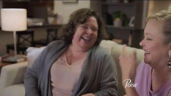 Poise Ultimate Long Pads TV Spot, 'Girls Night' - Thumbnail 4