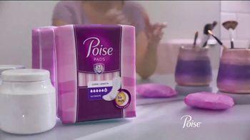 Poise Ultimate Long Pads TV Spot, 'Girls Night' - Thumbnail 5
