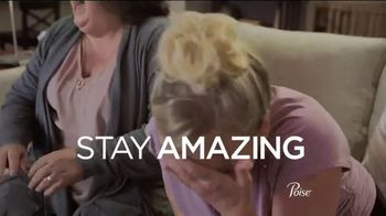 Poise Ultimate Long Pads TV Spot, 'Girls Night' - Thumbnail 9