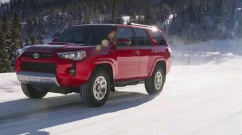Toyota TV Spot, 'Brave the Trails' [T2] - Thumbnail 2