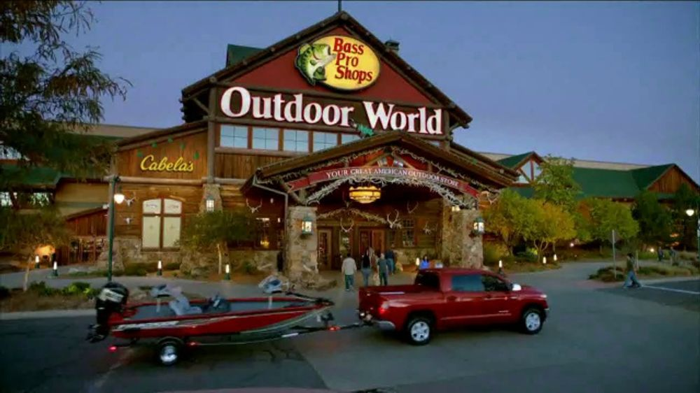 Bass Pro Shops Spring Fishing Classic TV Commercial, 'Life Vests and Fish  Finders' - Video