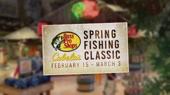 Bass Pro Shops Spring Fishing Classic TV Spot, 'Life Vests and Fish Finders'