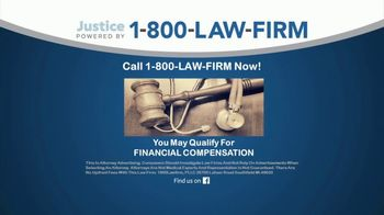 1-800-LAW-FIRM TV Spot, 'IVC Filter Implant Warning' - Thumbnail 4