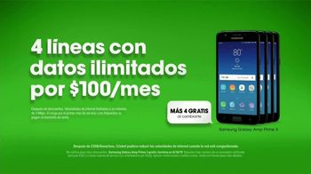 Cricket Wireless TV Spot, 'Secreto' [Spanish] - Thumbnail 6