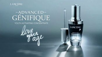 Lancôme Paris Advanced Génifique TV Spot, 'Ama tu edad' con Kate Winslet [Spanish] - Thumbnail 8