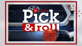 Toyota Pick & Roll Sales Event TV Spot, 'Roll Into Savings' [T2] - Thumbnail 2