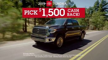 Toyota Pick & Roll Sales Event TV Spot, 'Roll Into Savings' [T2] - Thumbnail 7