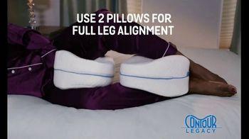 Legacy Leg Pillow TV Spot, 'Align Your Spine' - Thumbnail 7