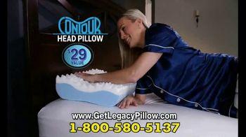 Legacy Leg Pillow TV Spot, 'Align Your Spine' - Thumbnail 8