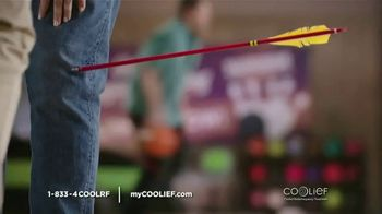 COOLIEF TV Spot, 'Knee Arrow' - Thumbnail 3