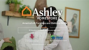 Ashley HomeStore Presidents Day Mattress Event TV Spot, 'Save Big' Song by Midnight Riot - Thumbnail 10