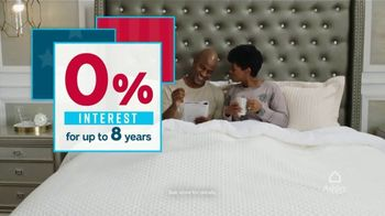 Ashley HomeStore Presidents Day Mattress Event TV Spot, 'Save Big' Song by Midnight Riot - Thumbnail 5