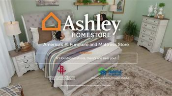 Ashley HomeStore Presidents Day Mattress Event TV Spot, 'Save Big' Song by Midnight Riot - Thumbnail 9