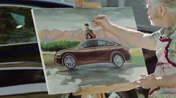 Toyota Presidents Day Sale TV Spot, 'Presidential Portrait' [T2] - Thumbnail 4
