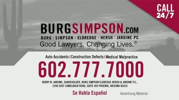 Burg Simpson TV Spot, 'Passionate About What We Do' - Thumbnail 10