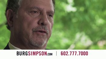 Burg Simpson TV Spot, 'Passionate About What We Do' - Thumbnail 6