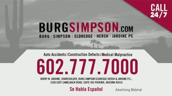 Burg Simpson TV Spot, 'Passionate About What We Do' - Thumbnail 9