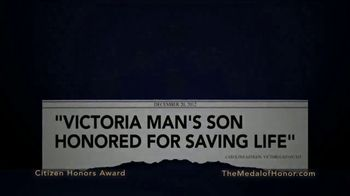 Congressional Medal of Honor Foundation TV Spot, 'Citizen Heroes' - Thumbnail 4