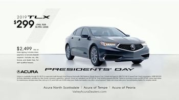 2019 Acura TLX TV Spot, 'Presidents Day: Performance' [T2] - Thumbnail 9