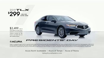 2019 Acura TLX TV Spot, 'Presidents Day: Performance' [T2] - Thumbnail 8