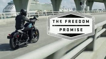 Harley-Davidson TV Spot, 'Freedom Promise: Sportster'