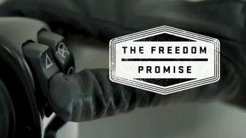 Harley-Davidson TV Spot, 'Freedom Promise: Sportster' - Thumbnail 1