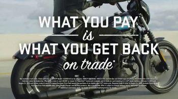Harley-Davidson TV Spot, 'Freedom Promise: Sportster' - Thumbnail 4
