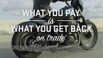 Harley-Davidson TV Spot, 'Freedom Promise: Sportster' - Thumbnail 5