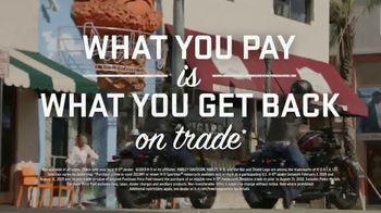 Harley-Davidson TV Spot, 'Freedom Promise: Sportster' - Thumbnail 6