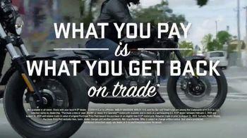 Harley-Davidson TV Spot, 'Freedom Promise: Sportster' - Thumbnail 7