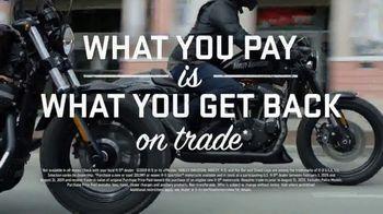 Harley-Davidson TV Spot, 'Freedom Promise: Sportster' - Thumbnail 8