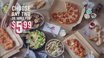 Domino's TV Spot, '$5.99 Everything'