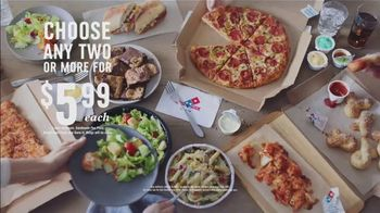 Domino's TV Spot, '$5.99 Everything' - Thumbnail 8
