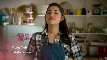 Milk Life TV Spot, 'Food Network: Creations' Featuring Molly Yeh - Thumbnail 1
